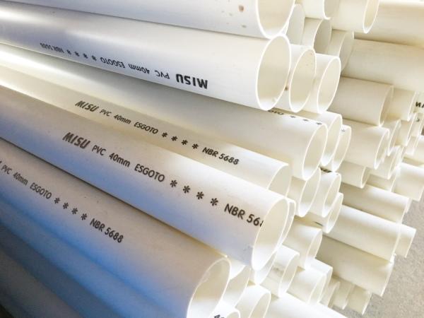 Misu Irrigação Tubo PVC