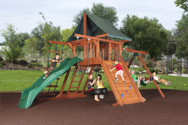 Avalanche Playset $2138 Installed