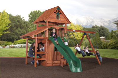 How to Choose a backyard playset