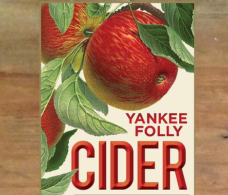 Yankee Folly Cider