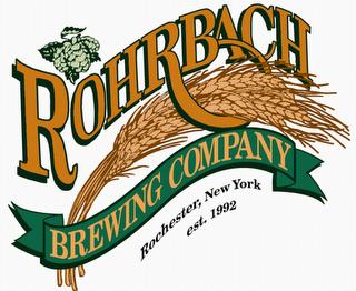 ROHRBACH BREWING CO.