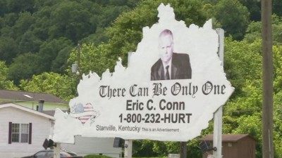 'A really odd person': Fugitive lawyer Eric C. Conn's bizarre life story