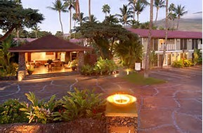 9 lush acres in the heart of old town Lahaina