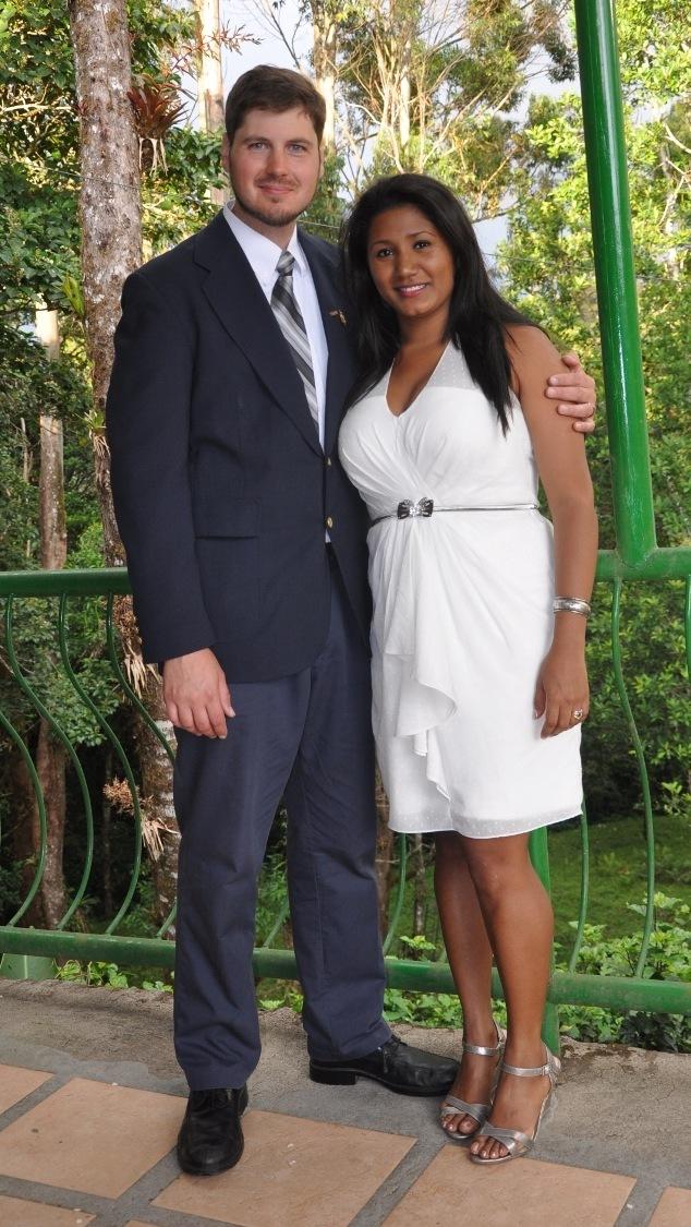 Richard and Vanessa, Destination Specialists