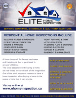home inspection winnipeg