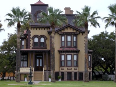 The Fulton Mansion