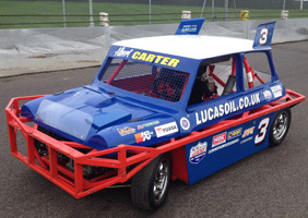 Lucas Oil driver, Albert Carter all set for 2016
