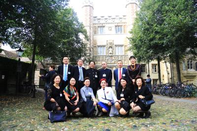 访问剑桥大学