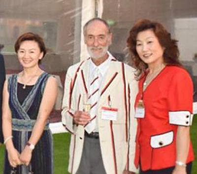 麦克•韦林教授被授予最高荣誉