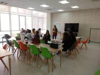 Termina la formación Inglés para comercio con GNúmero1