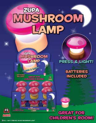 Zupa Mushroom Lamp
