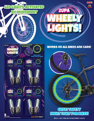 Zupa Wheely Lights