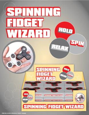 Zupa Spinning Fidget Wizard