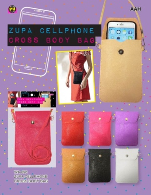 Zupa Cellphone Cross Body Bag