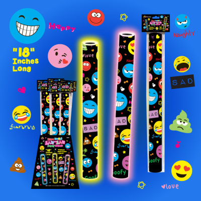 Zupa Emoji Bam-Bam Party Wands