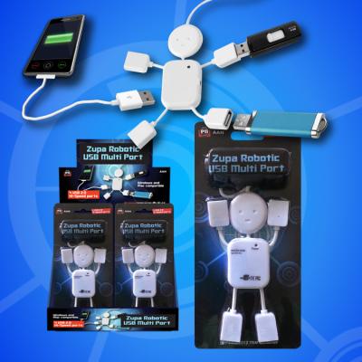 Zupa Robotic Multi USB Port