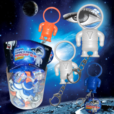 Zupa Spaceman Magnifier Light