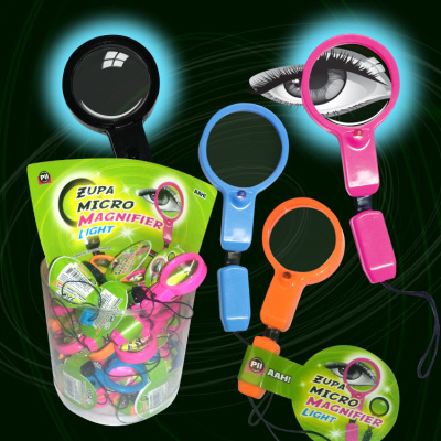 Zupa Micro Magnifier Light
