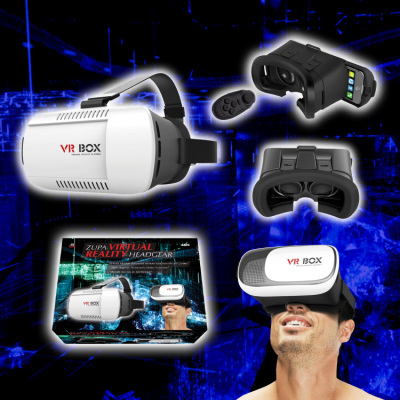 Zupa Virtual Reality Headgear