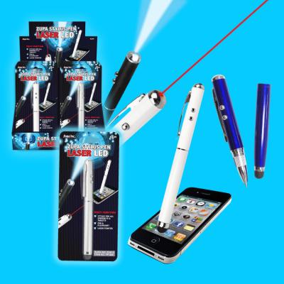 Zupa 3-in-1 Stylus Pen LED/Laser