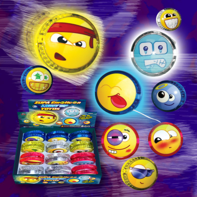 Zupa Emoticon Light Up YoYo's
