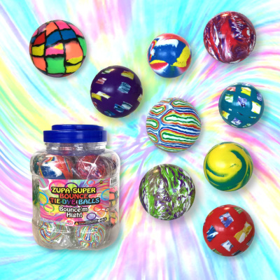 Zupa Super Bounce Tie-Dye Ball