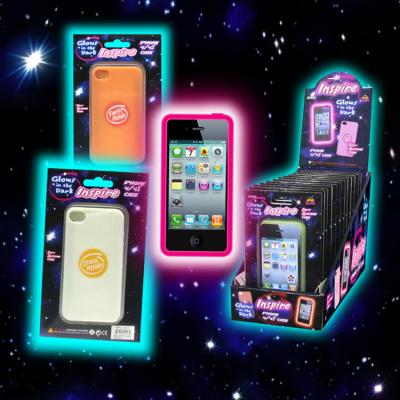 Zupa Glow In Dark iPhone 4 Case
