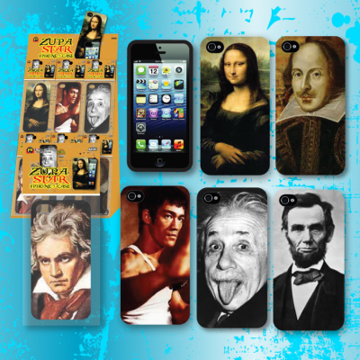 Zupa Famous People iPhone 5 Case