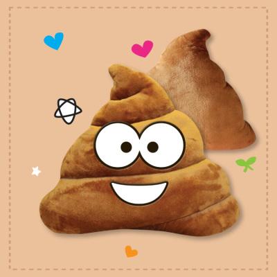 Zupa Emoji Cushi-Poo