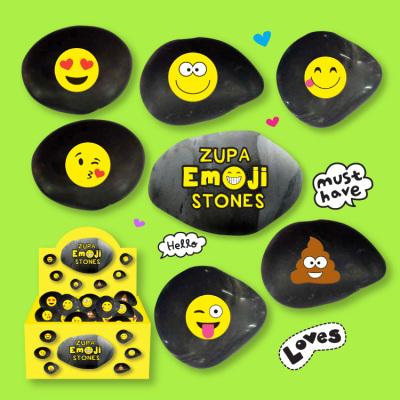 Zupa Emoji Stones