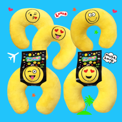 Zupa Emoji Travel Pillow
