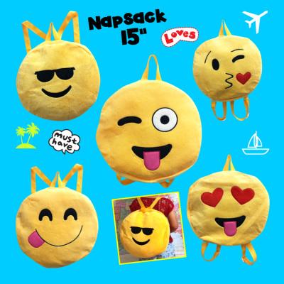 """Zupa Emoji Napsack 15"""""""