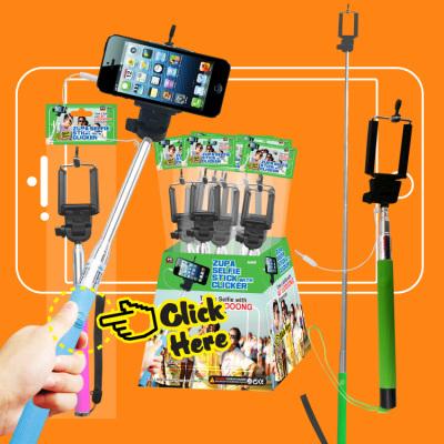 Zupa Selfie Stick w/ Clicker