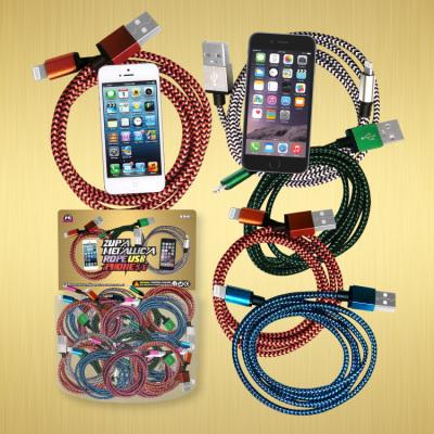 Zupa Metallica Rope USB iPhone 5/6