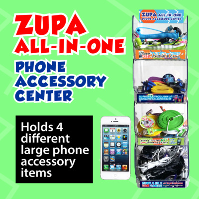 Zupa All-In-One Phone Accessory Center