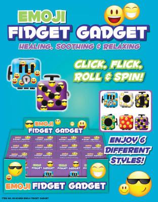 Zupa Emoji Fidget Gadget