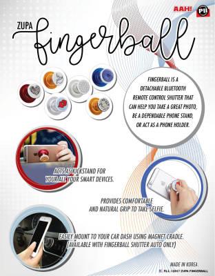 Zupa Fingerball