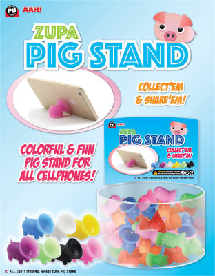 Zupa Pig Stand