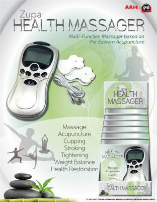 Zupa Health Massager