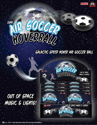 Zupa Air Soccer Hover-Ball