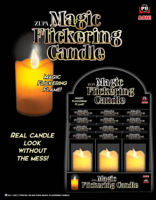 Zupa Magic Flickering Candles