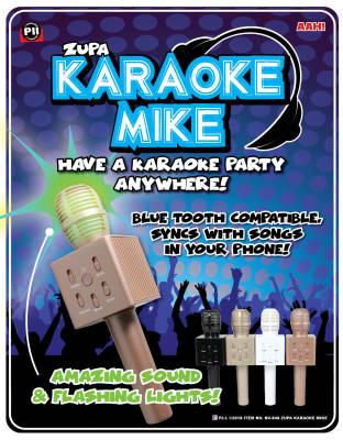Zupa Karaoke Mike