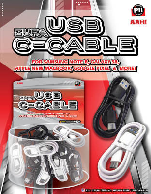 Zupa USB C-Cable