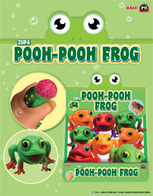 Zupa Pooh-Pooh Frog