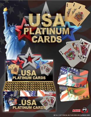 Zupa USA Platinum Cards