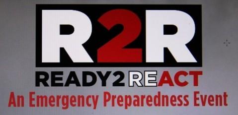 READY2REACT EMERGENCY PREPAREDNESS EVENT