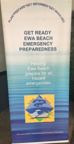 "8th Annual ""Get Ready Ewa Beach"" Emergency Preparedness Fair"