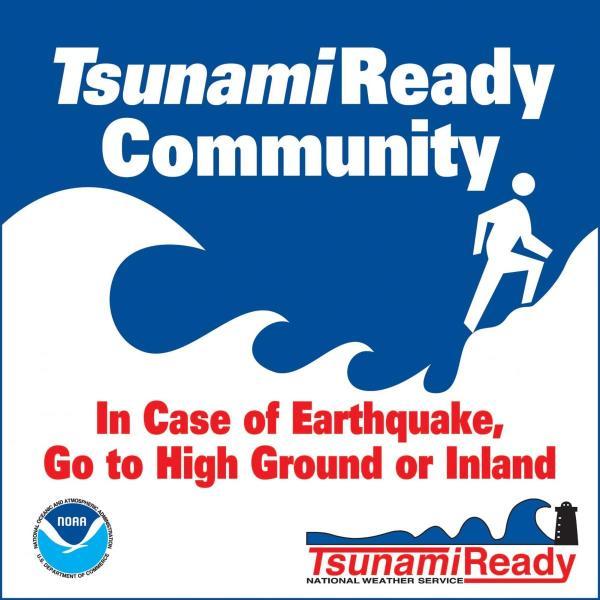TsuInfo Alert National Tsunami Hazard Mitigation Program News Flyer