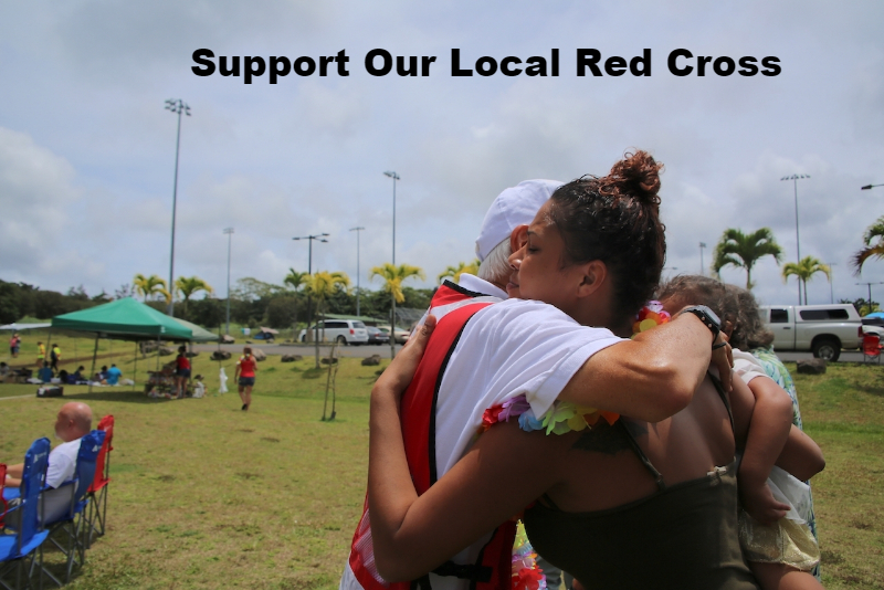 Support Our Local Red Cross