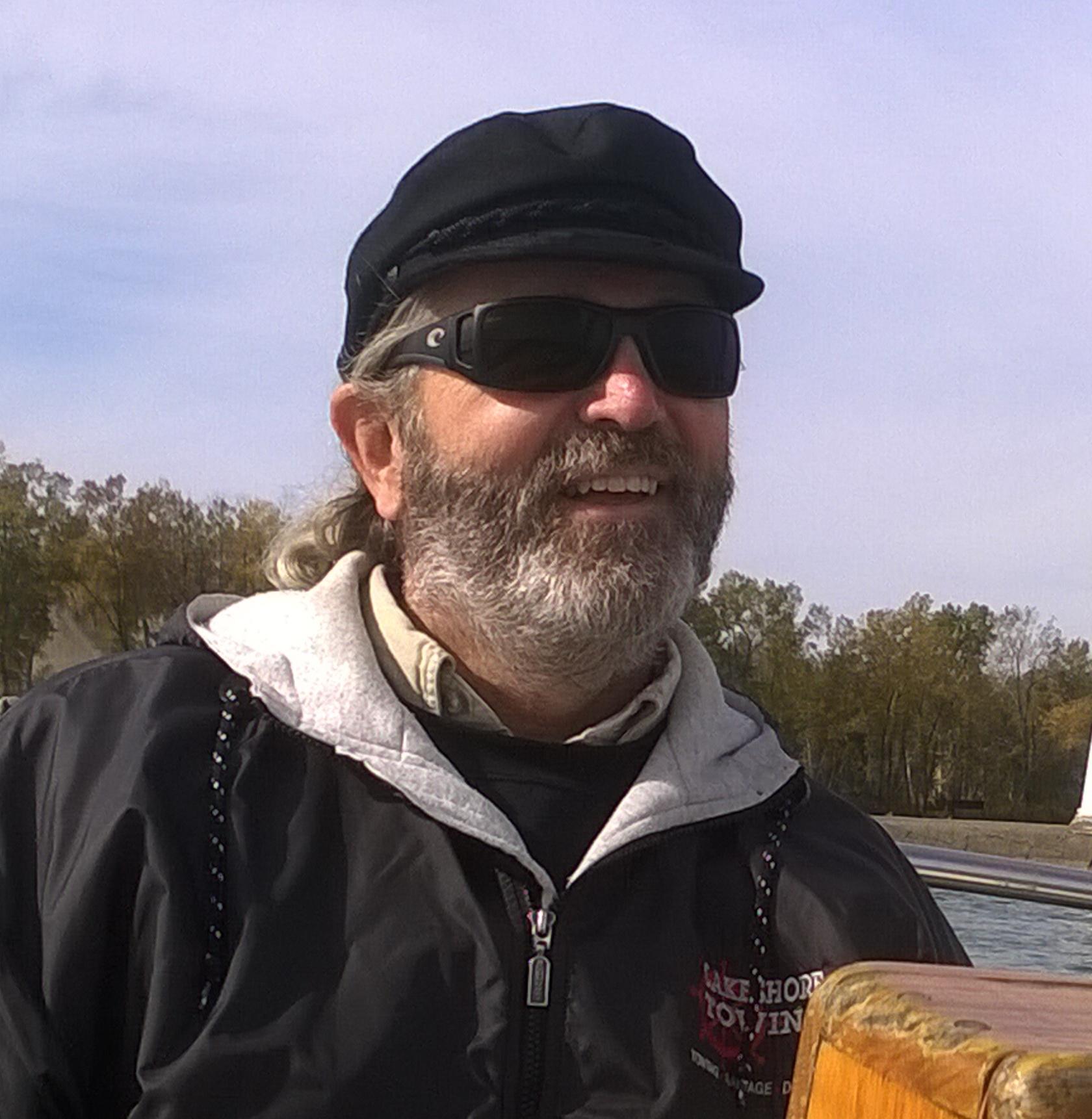 Captain Ed Garr